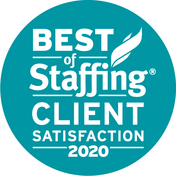 Best of Staffing - Client 2020