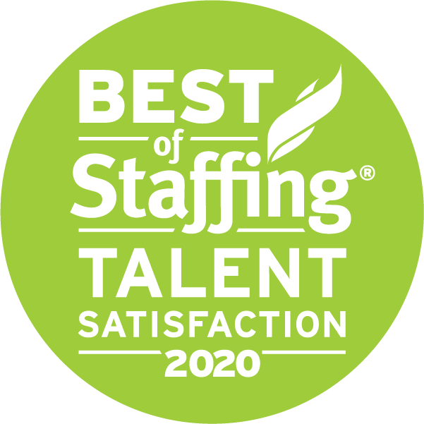 Best of Staffing - Talent 2020